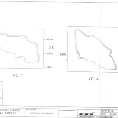 Profiles of VC1 and VC4 in Victoria Cave (after Quartermaine 1995).jpg